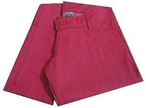 Calça Skinny Vermelha Normalis