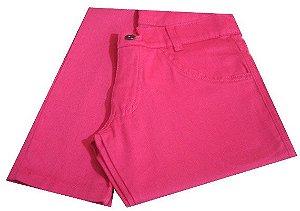Calça Skinny Pink com Elastano