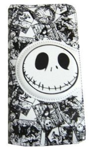 Carteira Madstar Jack Skellington