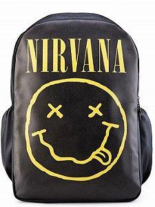 Mochila Nirvana Punk Rock Madstar Pronta Entrega!!