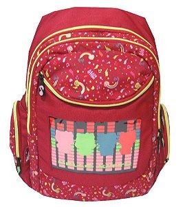 Mochila Hello Kitty Sound Produto Original E Licenciado!!