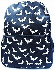 Mochila Morcego Gótica Madstar Notebook Rock