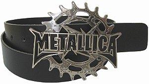 Cinto Metálica Rock Madstar
