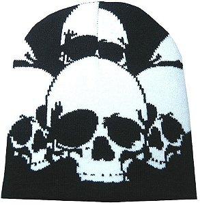 Touca Madstar Skulls