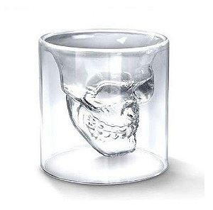 Copo Madstar Caveira Whisky
