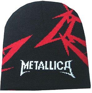 Touca Madstar Rock Metallica