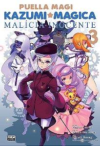 Kazumi Magica - Malicia Inocente Vol. 03