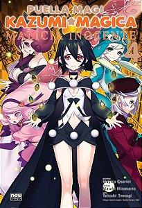 Kazumi Magica - Malicia Inocente Vol. 04