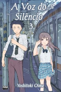 A Voz do Silêncio (Koe no Katachi) vol. 3