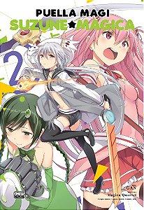 Suzune Magica vol. 02