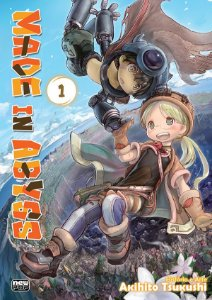 Made in Abyss vol. 01 (com Postal - Pré-Venda)