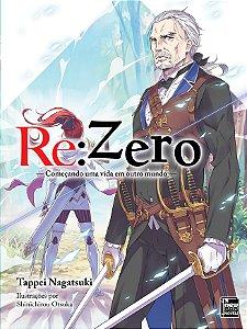 Re: Zero – Começando uma Vida em Outro Mundo: Livro 7 (Pré-Venda)