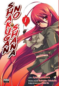 Shakugan No Shana - Mangá Volume 01