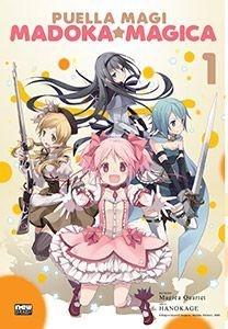 Madoka Magica Vol. 01