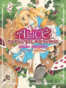 Alice no País das Maravilhas (em mangá)