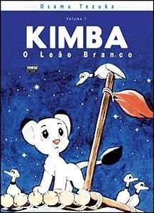 Kimba - O Leão Branco Vol. 01