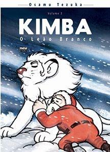 Kimba - O Leão Branco Vol. 03