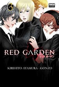 Red Garden - Volume 03