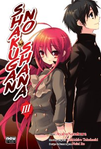 Shakugan No Shana - Mangá Volume 03
