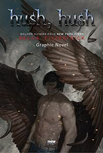 Hush Hush - Graphic Novel 01