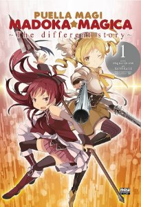 Madoka Magica – The Different Story Vol. 01