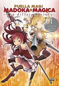Madoka Magica – The Different Story Vol. 01