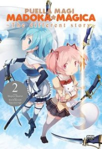 Madoka Magica: Different Story - Volume 02