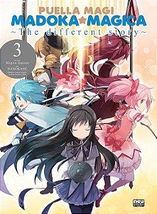 Madoka Magica – The Different Story Vol. 03