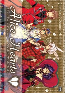 Alice Hearts Vol. 01
