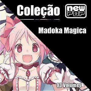 Coleção Madoka Magica (Completo)