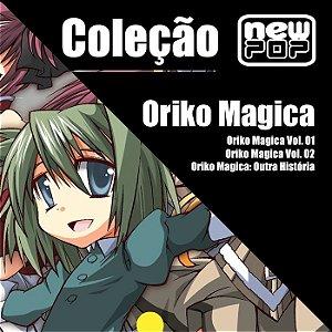 Coleção Oriko Magica (Completo)