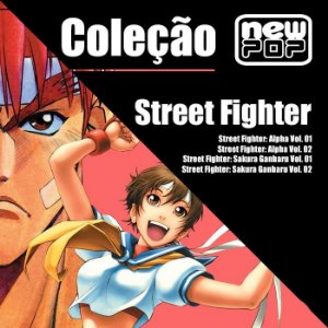 Coleção Street Fighter (Completo)