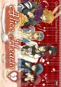 Alice Hearts - Volume 02