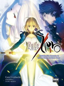 Fate/Zero: Livro 01