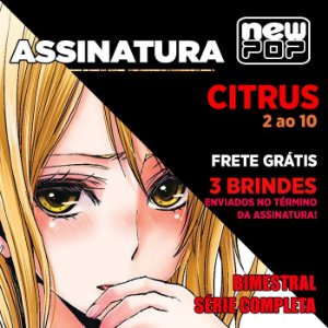 Assinatura: Citrus (Volumes 2 a 10)