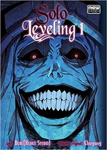 Solo Leveling – Volume 01 (Full Color - Capa Variante)
