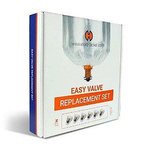Conjunto Balões Easy Valve Replacement - Volcano (6UN)