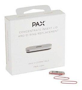 Tampa e Anéis Vedação p/ Câmara de Concentrados - Pax 2 / 3