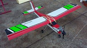 Aeromodelo Treinador Vector 46
