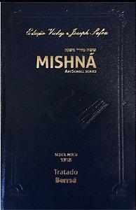 Mishná em hebraico e português - Ordem Nezikim - Tratado Beitsa