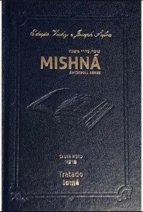 Mishná em hebraico e português - Ordem Nezikim- Tratado Iomá