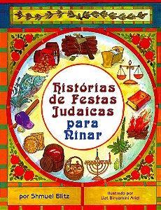 Histórias de Festas Judaicas para Ninar  *