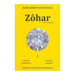 Zohar (Livro 1) Autor: Shimon Bar Iochai