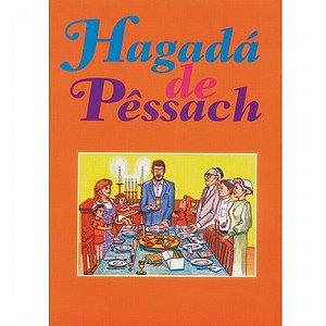 Hagadá de Pêssach (com Tradução e Transliteração) - autor Jairo Fridlin