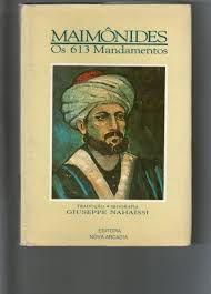Maimônides os 613 Mandamentos