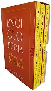 Enciclopédia do Pensamento Judaico - 3 Vols