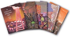 Coleção o Pequeno Midrash Diz - 5 vols brochura