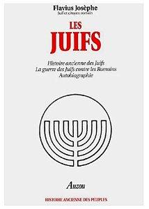 Judeus de Josefo Flávio - História antiga dos judeus (francês)