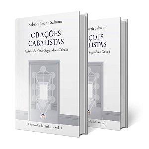 Orações Cabalistas - Shabat (2 Volumes)