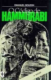 O codigo de hammurabi